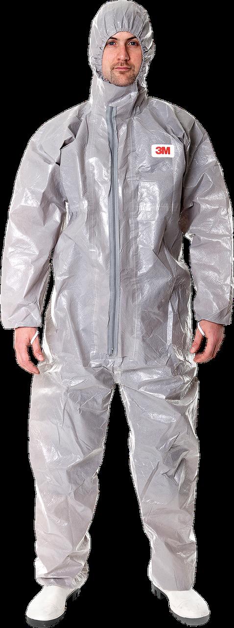 Защитный комбинезон 3M-KOM-4570 S биологических угроз и инфекций -  США 3М