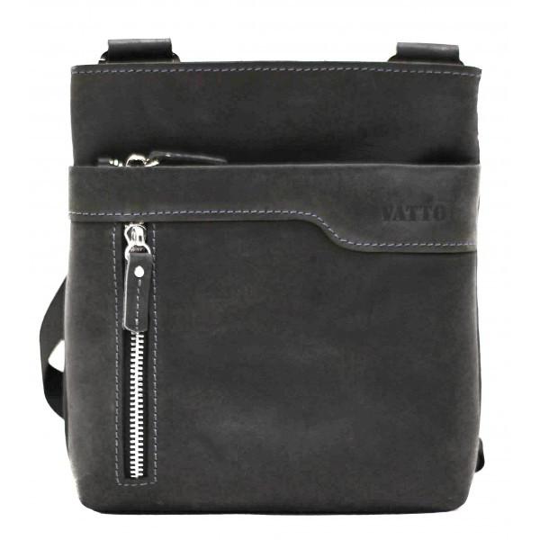 Мужская сумка из матовой кожи Vatto MK13 Kr670