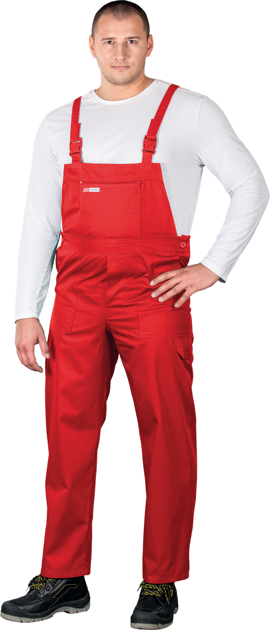 Защитные брюки SM C на лямках типа Master  Reis Польша