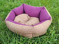 Лежаки для собак и кошек 50 х 40 см.