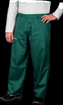 Защитные брюки SOP Z  на лямках типа Oliwier  Reis Польша, фото 2