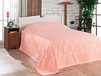 Простынь Gulcan Cotton Solmon махровая 190*220 см