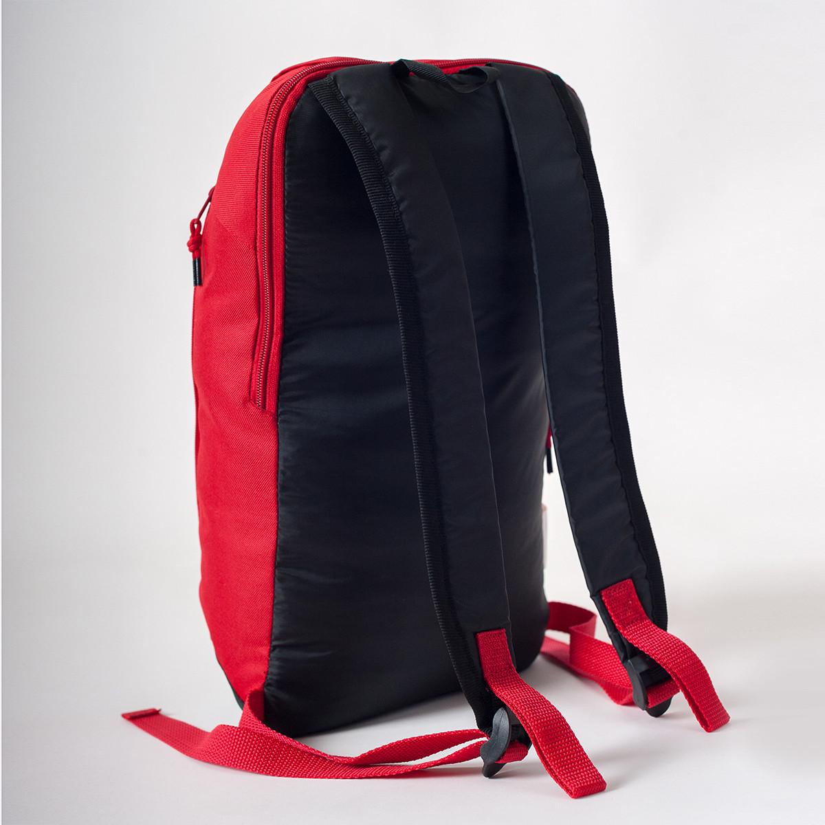 Спортивный рюкзак MAYERS 10L, красный + черный, фото 3