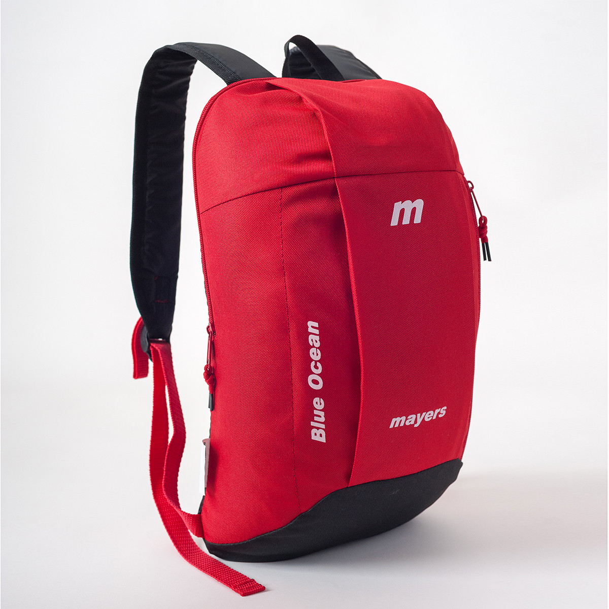 Спортивный рюкзак MAYERS 10L, красный + черный, фото 2