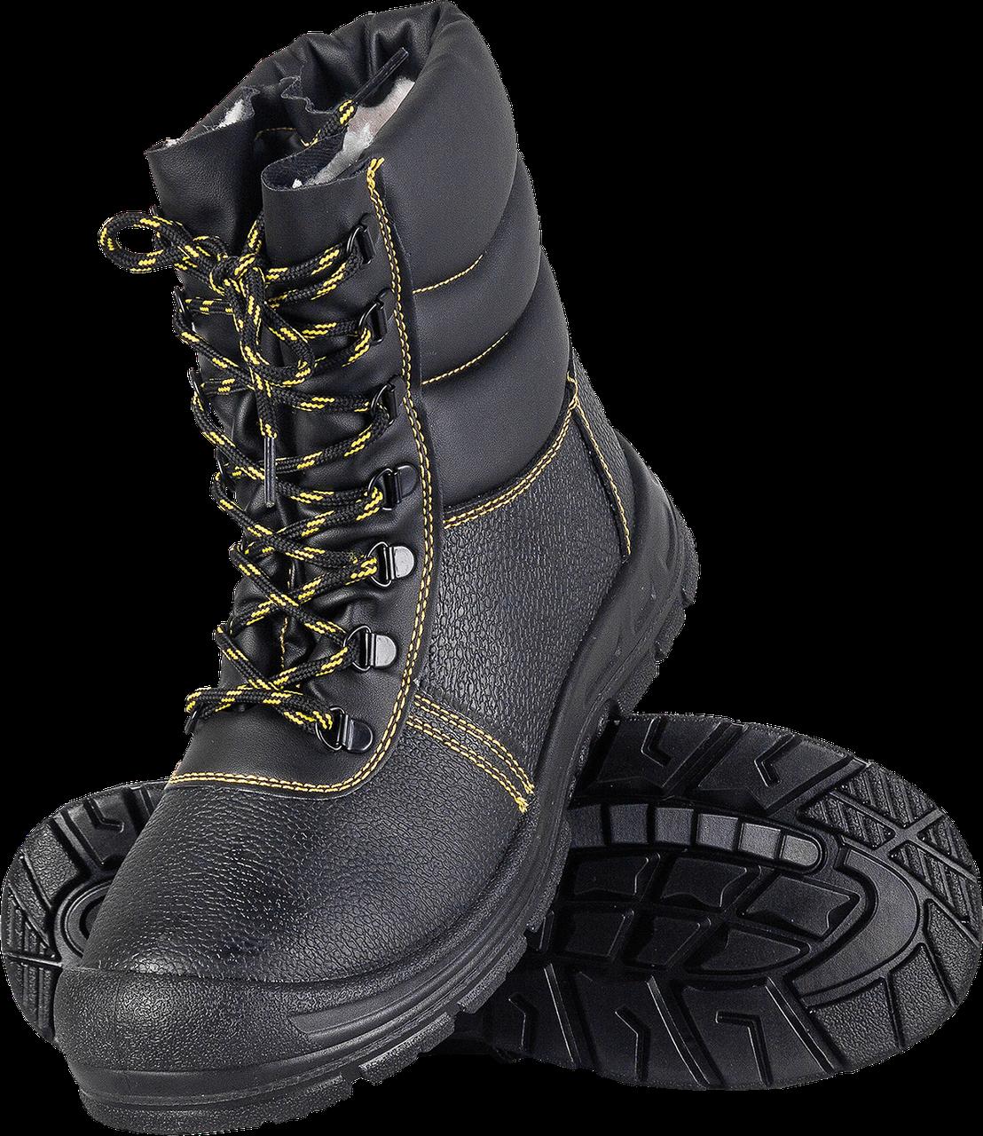 Обувь BRYES-TWO-OB BY защитная без металлического носка REIS Польша