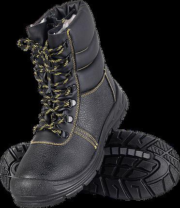Обувь BRYES-TWO-OB BY защитная без металлического носка REIS Польша, фото 2