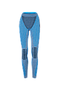Термоштаны женские Haster Alpaca Wool M/L Синие