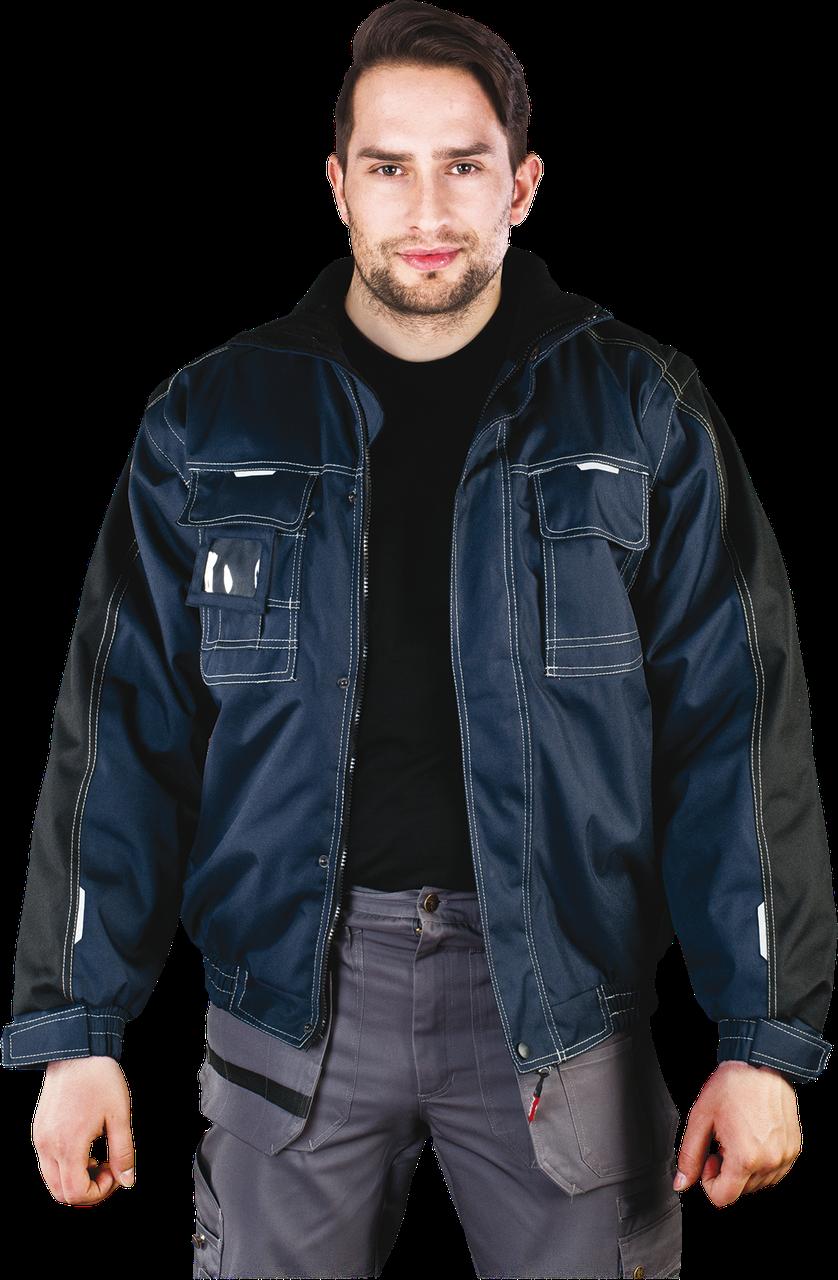 Куртка LH-COVER GB  зимняя с отстегивающимися рукавами. Польша (утепленная рабочая одежда)