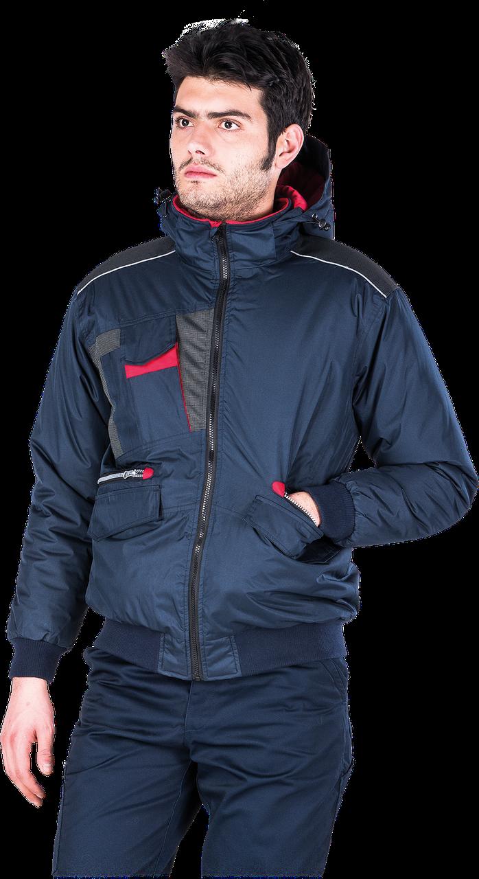 Куртка LH-DROSSEL зимняя с ПВХ покрытием Польша (утепленная рабочая одежда)