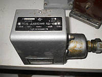 Реле давления  РД-12 (РД 12, РД12, РД-12-I, РД-12-II) - аналог Д210-11