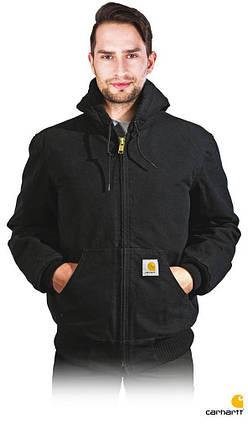Куртка CA-EJ130 с теплым капюшоном торговой маркu CARHARTT Америка, фото 2