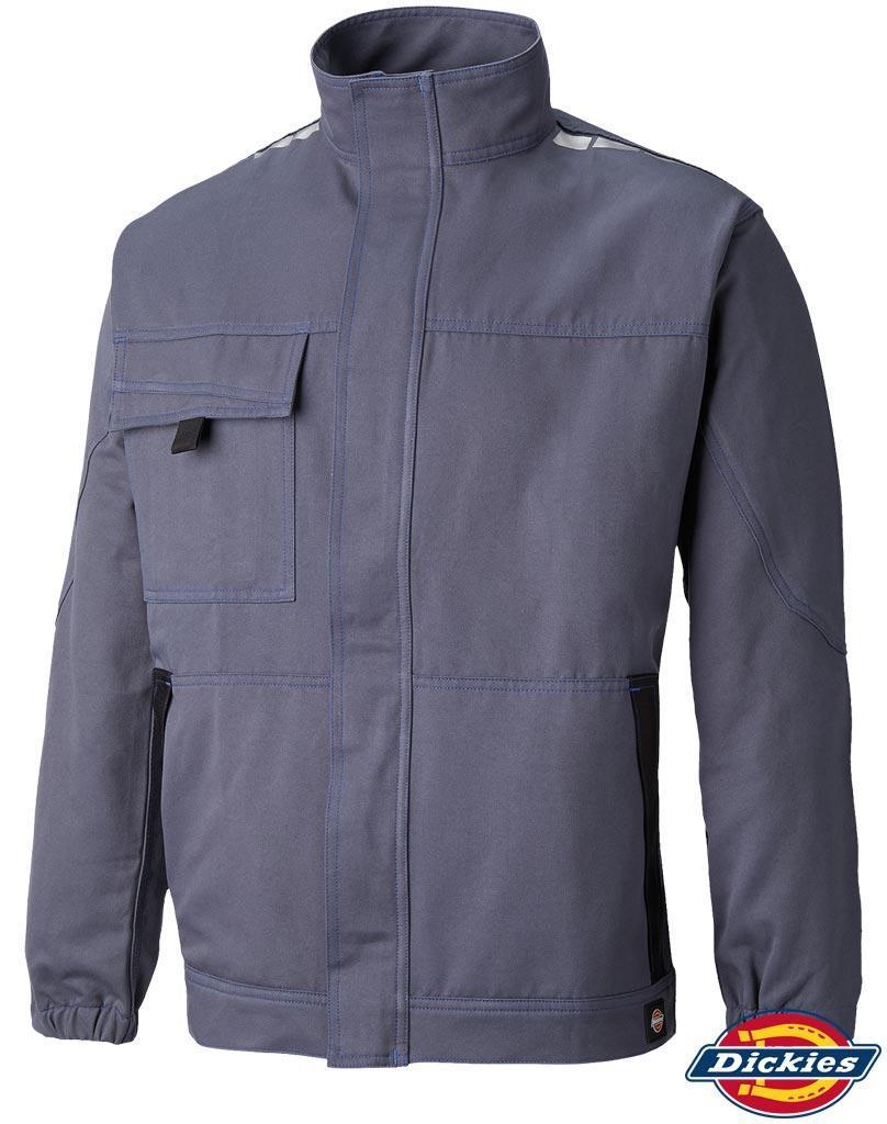 Блуза DK-LAKE-J на молнии торговой маркu DICKIES