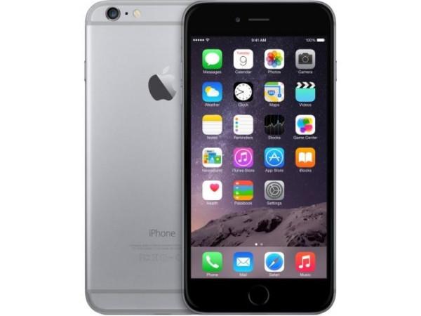 Apple iPhone 6 16GB Refurbished Space Gray MG472 (1221265)