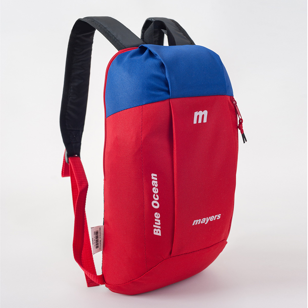 Спортивный рюкзак MAYERS 10L, красный + синий, фото 2