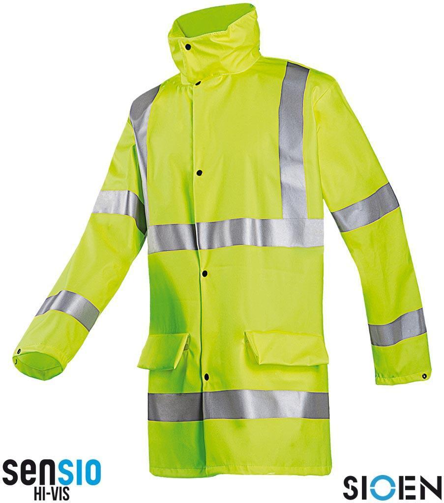 Водонепроницаемая куртка SI-BENSON Польша REIS (RAW POL)