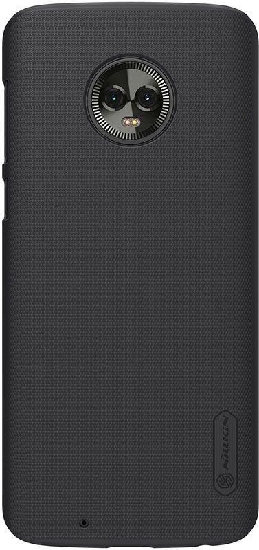 Чехол Nillkin Super Frosted Shield для Motorola Moto G6 Black