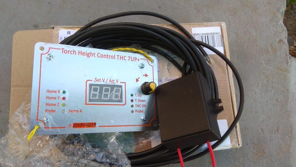 THC7Up+ Контроль Высоты плазмы для ЧПУ станков Плазменной резки металла