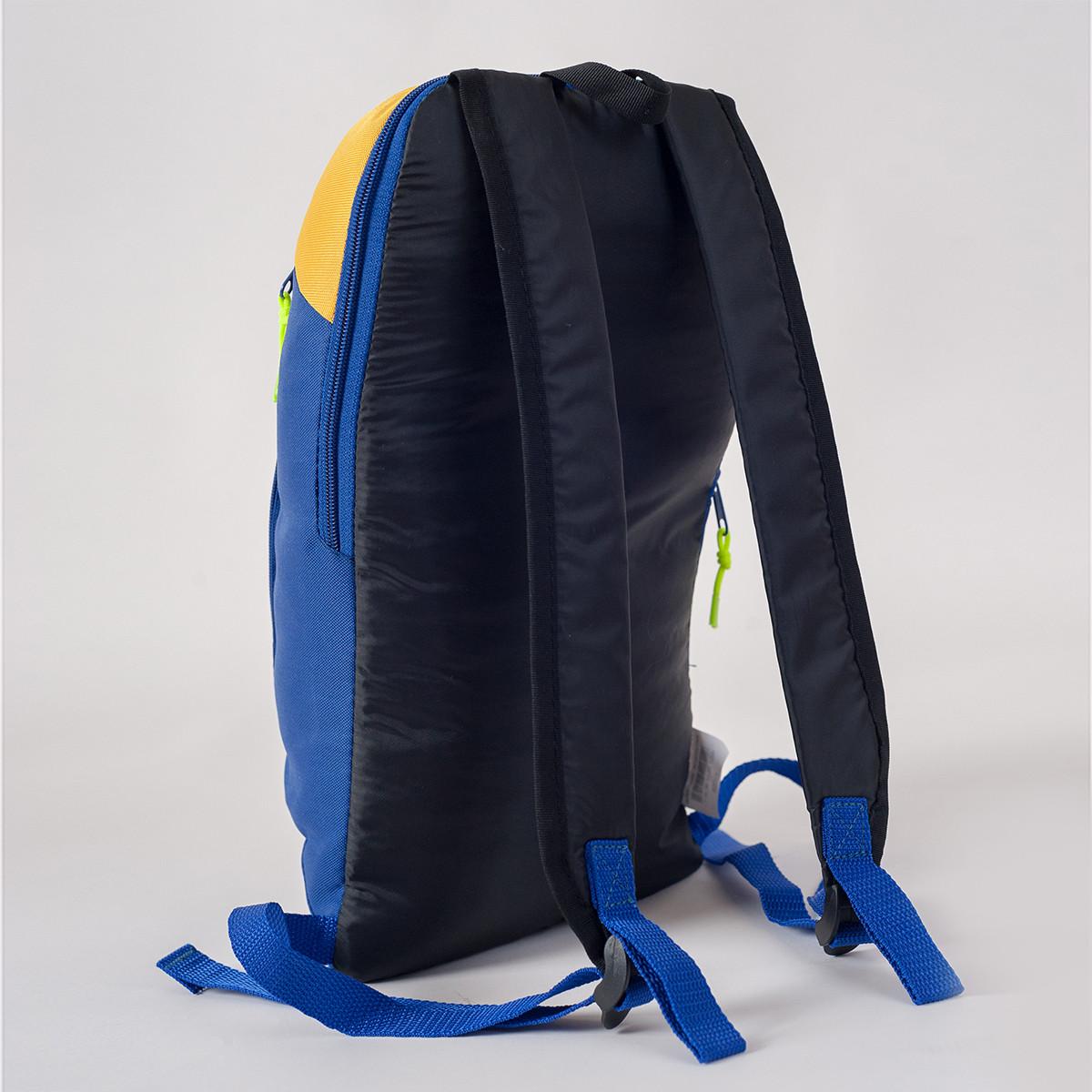Спортивный рюкзак MAYERS 10L, синий + желтый, фото 3