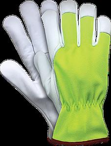 Перчатки RLTOPER-VIVO SE  рабочие из высококачественной козьей кожи. REIS Польша