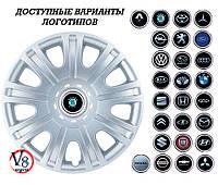 """Комплект автомобильных колпаков R15"""" 319 SKS / SJS (Комплект 4шт)"""
