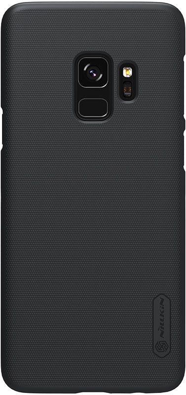 Чехол Nillkin Super Frosted Shield для Samsung Galaxy S9 Black (G960FZ)