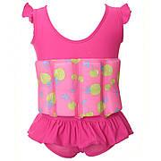 Купальник-поплавок для девочек Safe baby swim XL Розовый