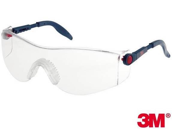 Противоосколочные защитные очки 3M-OO-2730  рабочие -  США 3М, фото 2