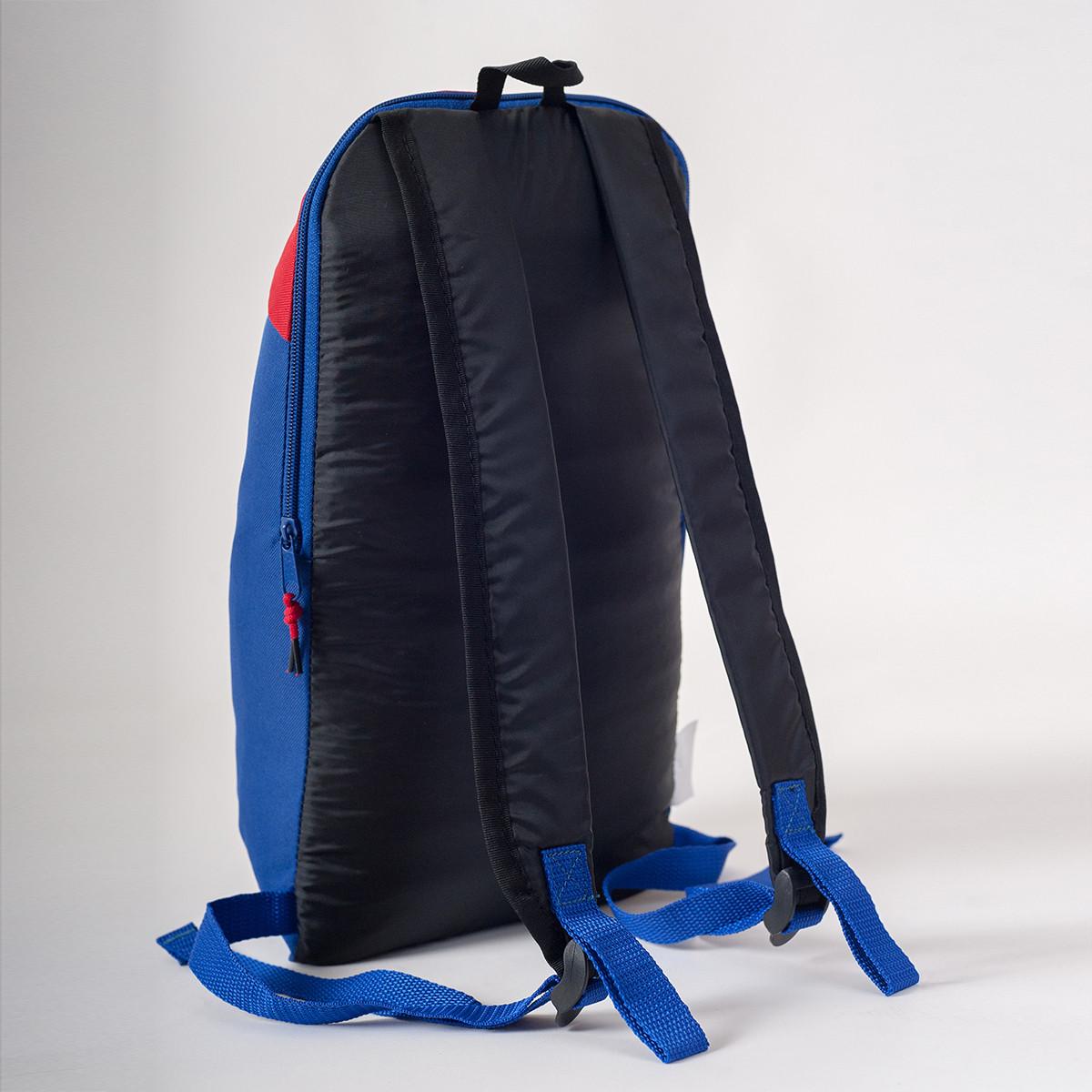 Спортивный рюкзак MAYERS 10L, синий + красный, фото 3