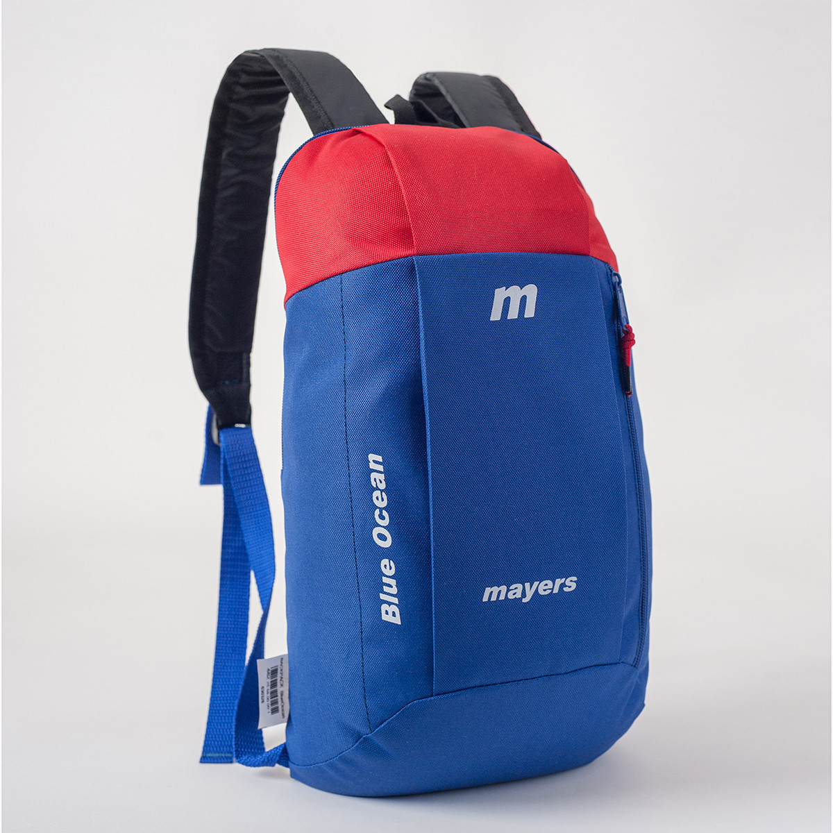 Спортивный рюкзак MAYERS 10L, синий + красный, фото 2