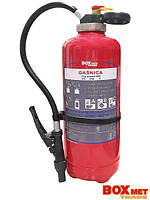 Огнетушитель порошковый 4 кг с подставкой BX-GP-6XABC-O BOXMET
