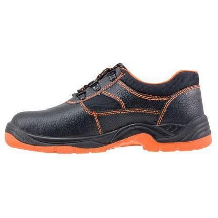 Обувь 201 S1P антистатическая с металлическим носком и закрытой пяткой Urgent (POLAND), фото 2