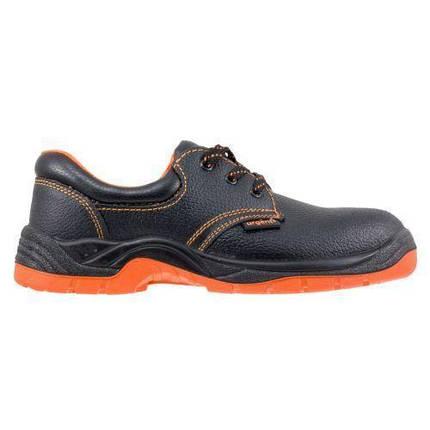 Обувь 201 OB защитная без металлического носка, черно-оранжевого цвета. Urgent (POLAND), фото 2