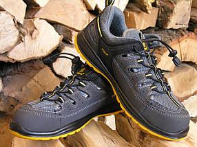 Сандалии Urgent 310 S1 с металлическим носком 36 серого цвета (310 S1), фото 3