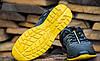 Сандалии Urgent 310 S1 с металлическим носком 36 серого цвета (310 S1), фото 4