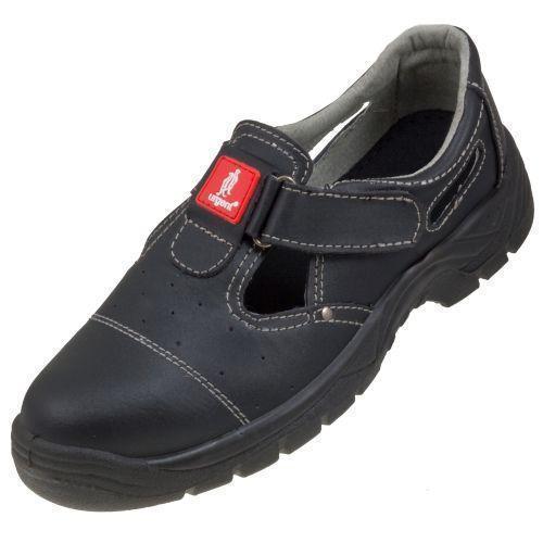 Сандали 303 S1 LICO антистатические с металлическим носком, черного цвета. Urgent (POLAND)