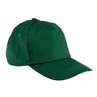 Кепка URG-DR__GREEN со светоотражающей полоской, зеленого цвета.  Urgent (POLAND)