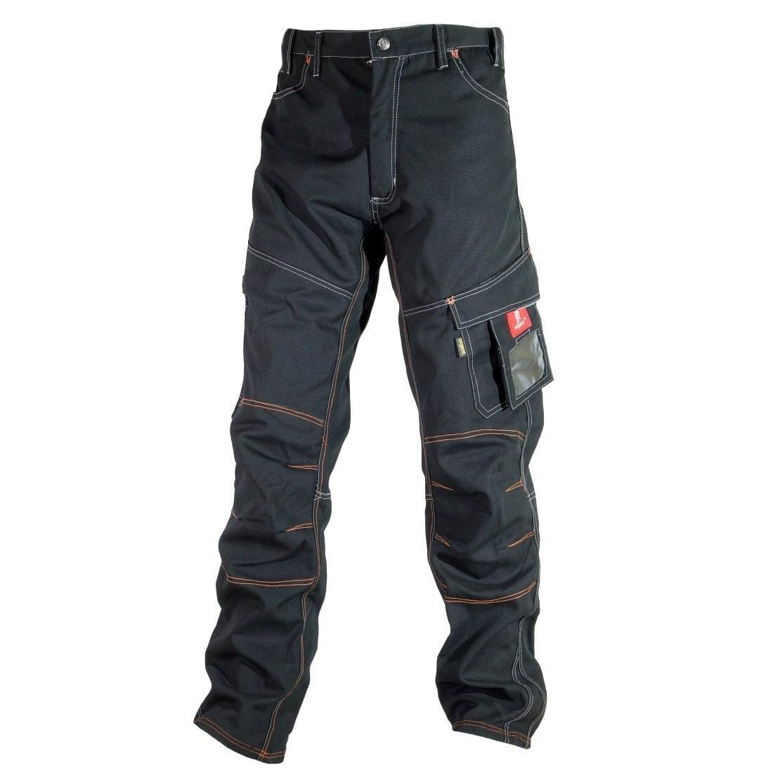 Брюки рабочие Spodnie do pasa URG-E ( 260g ) из полиэстера и хлопка.  Urgent (POLAND)
