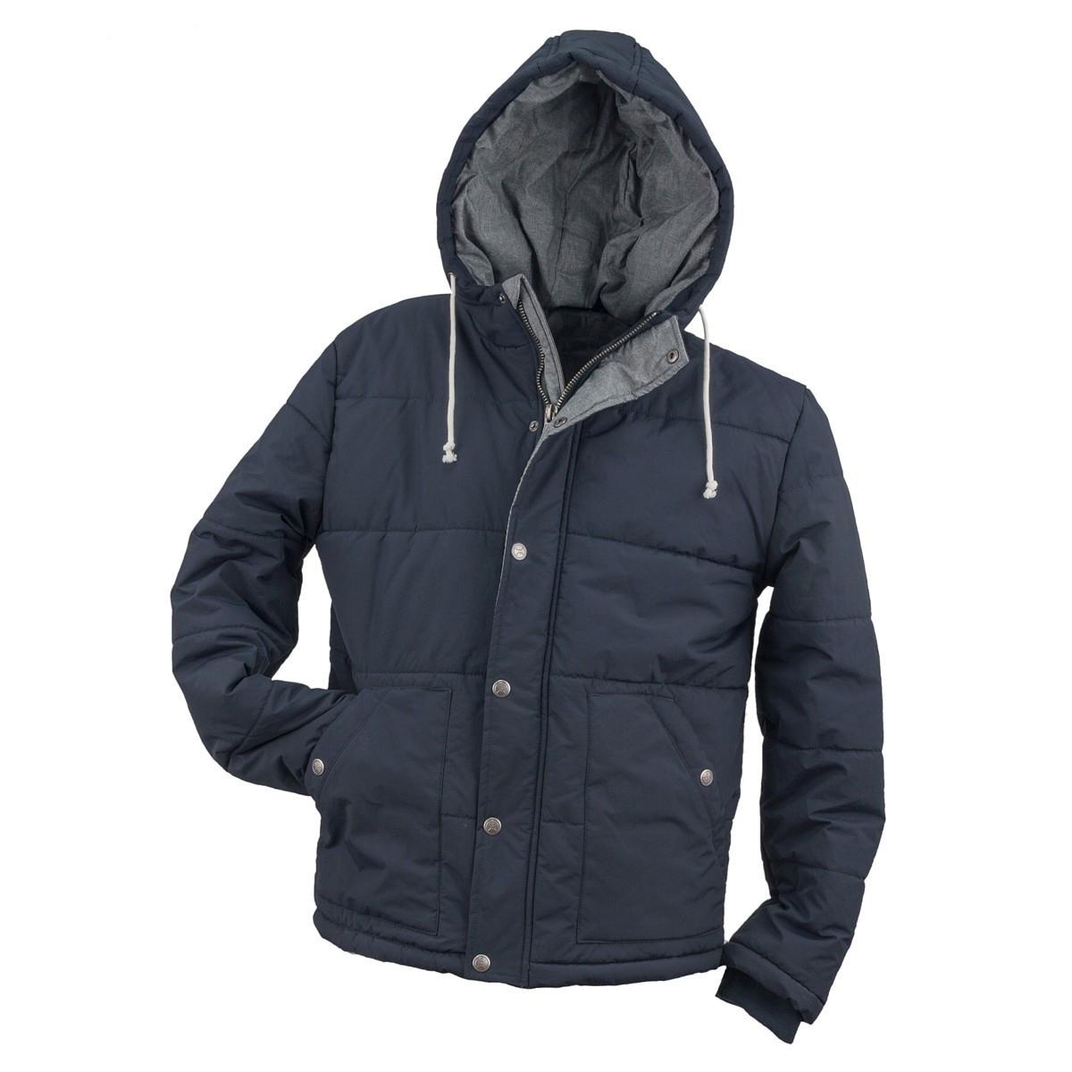 Куртка рабочая KURTKA OCIEPLANA URG-0142_NAVY верх и подкладка из 100% полиэстера.  Urgent (POLAND)