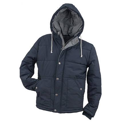 Куртка рабочая KURTKA OCIEPLANA URG-0142_NAVY верх и подкладка из 100% полиэстера.  Urgent (POLAND), фото 2