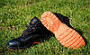 Ботинки рабочие 103 SB с металлическим носком,антистатические,  черно-оранжевого. URGENT (POLAND) , фото 5