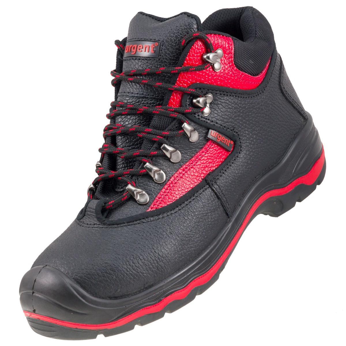 Обувь 102 S3 TPU с металлическим носком и антипрокольной подошвой URGENT (POLAND)