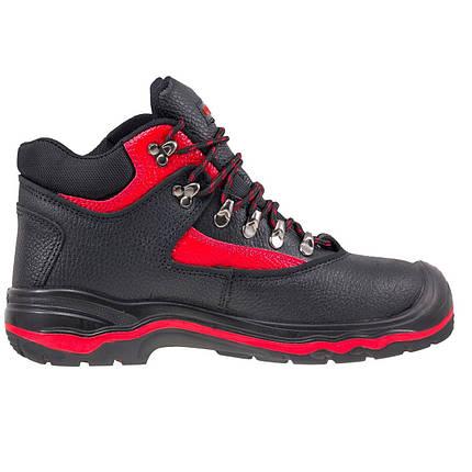 Обувь 102 S3 TPU с металлическим носком и антипрокольной подошвой URGENT (POLAND) , фото 2