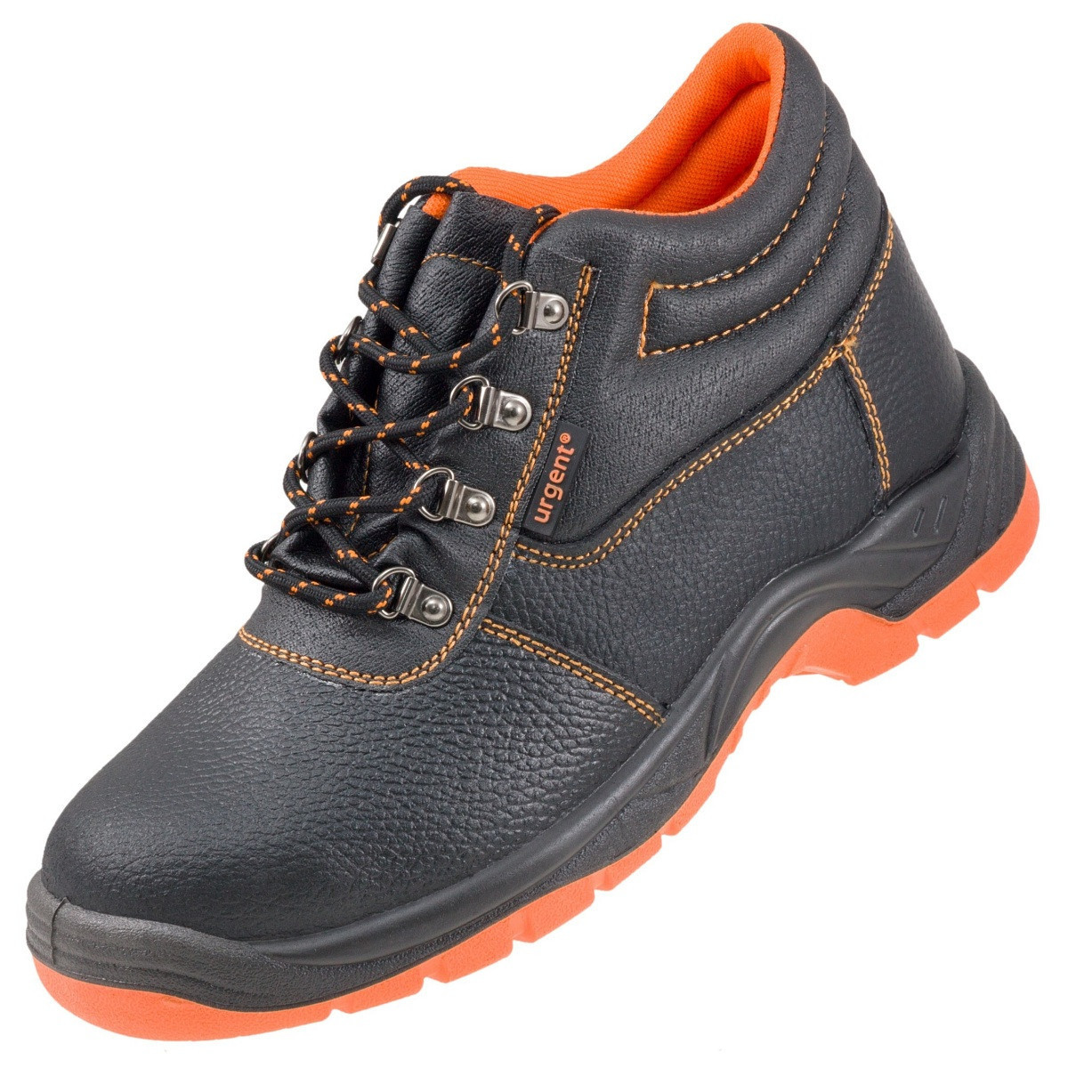 Ботинки 101 S1P с металлическим носком,антистатические URGENT (POLAND)