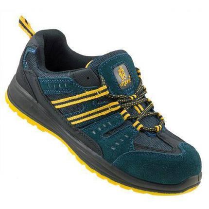 Обувь 241 OB без металлического носка из замшевой кожи.  URGENT (POLAND) , фото 2