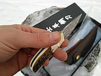 Нож дамасск нескладной, фото 1