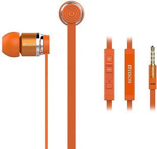 Наушники Yison EX760 Orange (EX760)