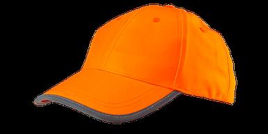 Бейсболка сигнальная оранжевая 81-794, универсальный размер. NEO TOOLS