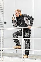 Рабочая куртка 81-550 , сшита из высококачественной ткани softshell NEO TOOLS, фото 3
