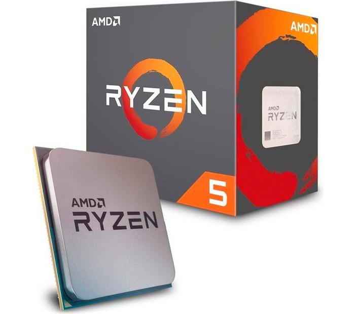 Процессор AMD Ryzen 5 1400 3.2GHz/8MB (YD1400BBAEBOX) sAM4 BOX
