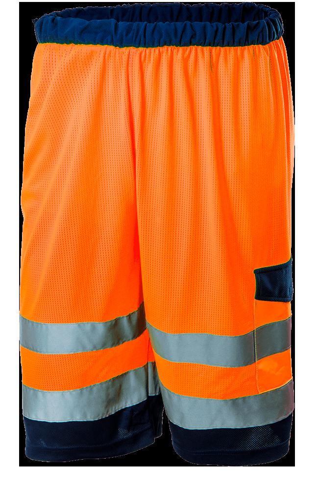 Шорты сигнальные 81-783, оранжевого цвета NEO TOOLS